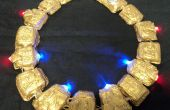 ¿Stargate LED iluminado collar