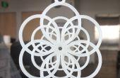 Adorno 3D impreso