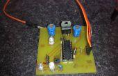 Arduino PMW activado escudo de alta potencia o no escudo barato