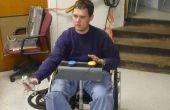 Modificación de Wiimote para las personas con discapacidad