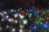 Decora tu jardín para Navidad