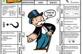 Juego-opoly: Diseño y construcción su propio juego de mesa