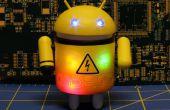 Mecanizado figura Android