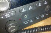 Hackear un radio gm menores de 40$