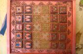 Versión antigua del ajedrez (6 x 5 tablero)