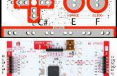 Controlador MIDI Makey Makey