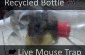 Reciclado directo ratón trampa