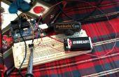 Arduino PetSafe Cat barrera