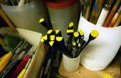 Identificar los archivos de la aguja por la forma de manejar sus