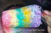Indio jugoso de hielo caramelo Barf Ka Gola