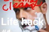 Crema de afeitar HACK