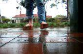 Ser una Trend Setter - sea el primero en su ciudad a hacer sus propios zapatos de ladrillo