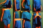 Fácil coser No infinito abrigo de Knock-Off