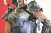Crear el traje de armadura con Pepakura