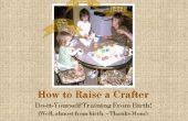 Cómo criar un Crafter!