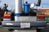 Convertir su Honda Accord para funcionar con basura