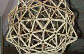 Un modelo de esfera geodésica