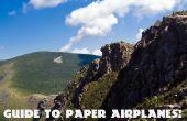 El avión de papel perfecto!