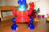 Reinventar su Innoventions gratis 'Fantásticas obras de plásticos' robot brillar