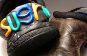 Reparación de calzado Sugru