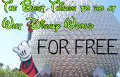 Cosas gratis que hacer en Walt Disney World el mejor