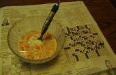 Periódico Puzzle cuchara