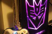Xbox 360 Decepticonsole