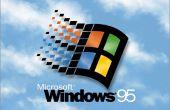 Ejecutar Windows 95 en Windows 7/Xp/vista