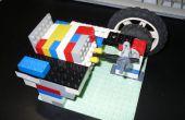 Cómo hacer un motor de vacío de lego