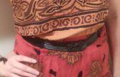 Actualizar un vestido de la tienda de segunda mano a la túnica camisa
