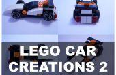 CREACIONES del coche LEGO 2