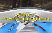Toyota Prius posterior puerta interruptor reparación