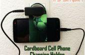 Cartón celular carga titular