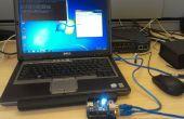 Controlado por Arduino WebServer LED