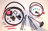 Mazda Bongo Ford Freda Split carga y circuitos de intercambio telares