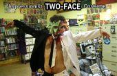 Traje de dos caras impresionista!