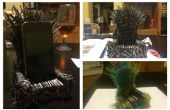 IThrone: construir un trono de hierro para su teléfono por menos de $25