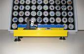Magnética Gem & Mineral flotador Tester