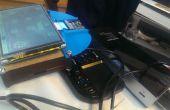 Montaje de frambuesa Pi B + caso y cámara - FabLab NerveCentre
