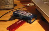 Menta la lata USB Hub de viaje