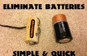 Eliminador de batería