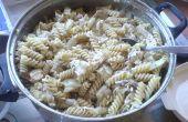 Pasta de mostaza Dijonnaise para el estudiante universitario