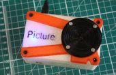 Imagen - 3D impreso frambuesa Pi cámara.