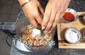 Receta Video de bolas de proteína libre de azúcar