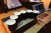 Illumaphone: Instrumento Musical basado en la luz con Arduino