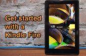 Empezar con un Kindle Fire
