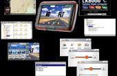 GoFly - parapente/muchos/deslizamiento altímetro-variómetro de su navegación para automóviles