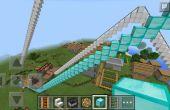 DIY Minecraft montaña rusa