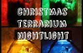 Navidad terrario nighlight