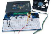 Termistor - Fan Speed Control usando LabVIEW y myRIO